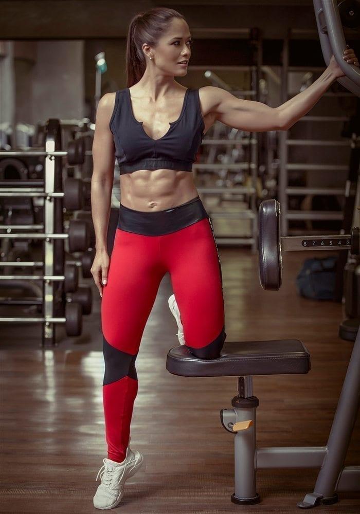 Sexy fitness pants