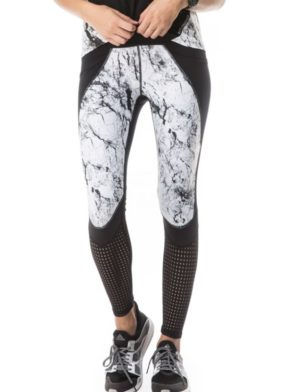 Body Language Leggings Blade Legging Black/Moonstone