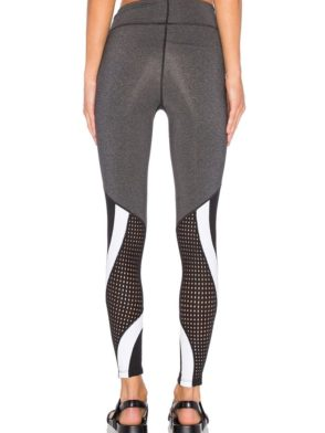 Body Language Leggings Helio Legging Charcoal/BK/WH