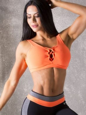CANOAN  Sports Bra TOP 70103 Sexy Workout Tops