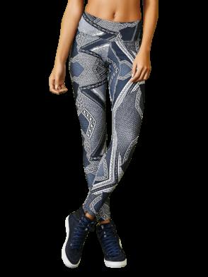 CAJUBRASIL 7904 Sexy Leggings Brazilian Abstract Print-front