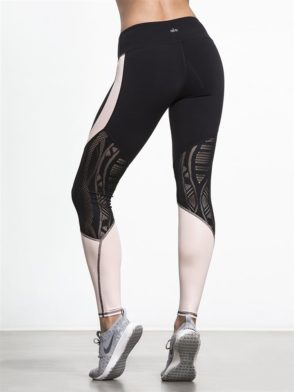 ALO Yoga Sexy Vitality Yoga Leggings Sexy Pilates Leggings Buff