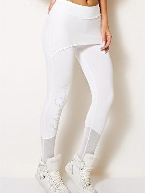 COLCCI FITNESS Leggings Sexy Mesh Skirt Leggings **FINAL SALE **