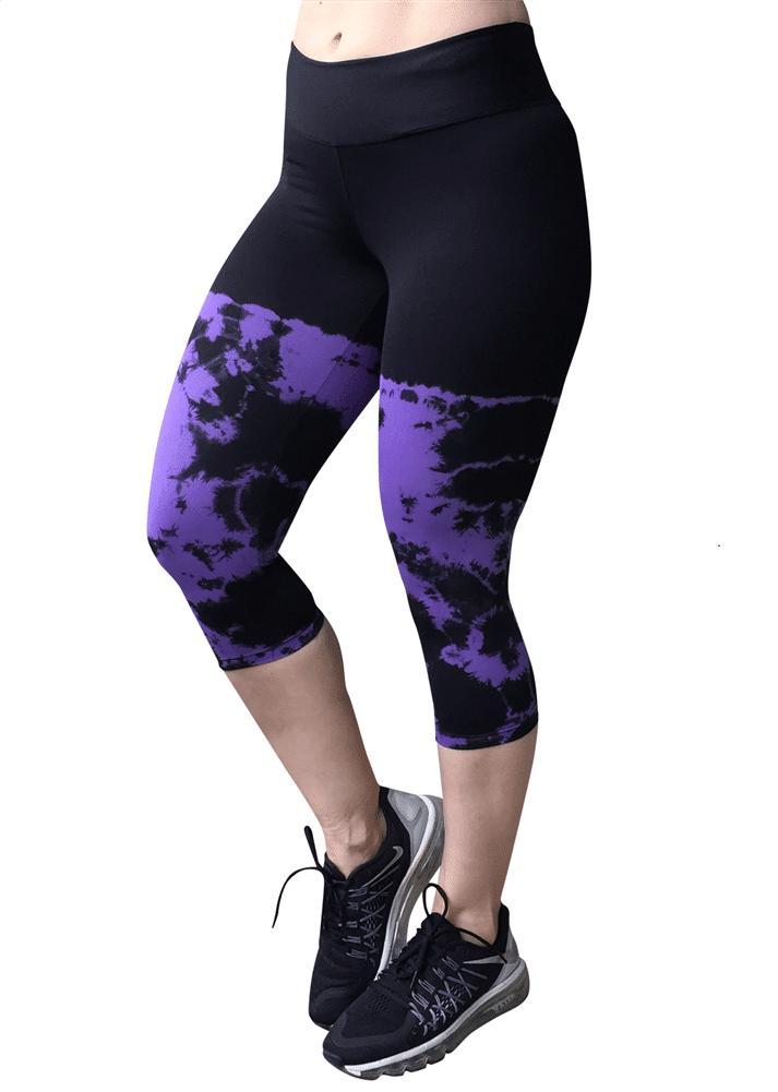 Equilibrium Activewear C373 Purple Burst TD-Sexy Activewear-bestfitbybrazil