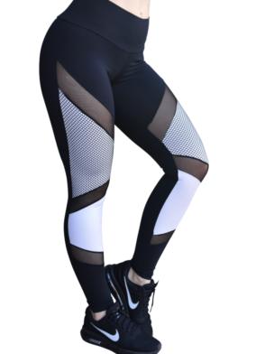 OXYFIT Leggings 14444 EXPLOSION- Mesh Sexy Workout Leggings