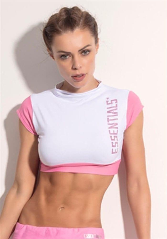 SUPERHOT Crop Top BL1049 Sexy Workout Tops Yoga Tops