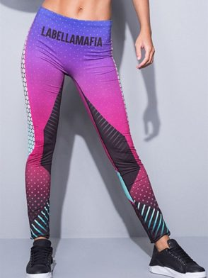 Labellamafia Leggings FCL11909 Power Inverser-bestfitbybrazil