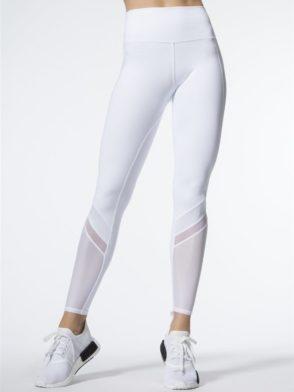 ALO Yoga Elevate Leggings Sexy Yoga Pants – white