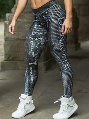 DYNAMITE Leggings L400 Revolution-Sexy Workout Leggings