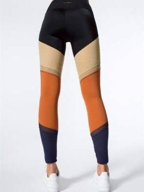 L'URV Leggings Race Ready Leggings Sexy Workout Tights Multi