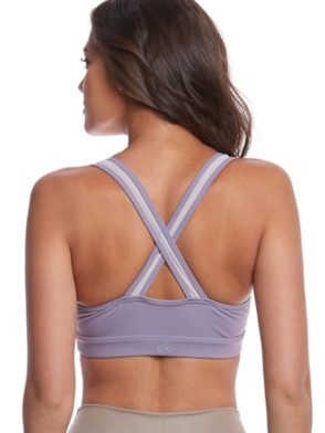 ALO Yoga Bra Entice Bra -Sexy Workout Bra Tops Twilight