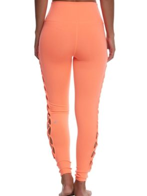 ALO Yoga Interlace Leggings Sexy Yoga Pants - Starburst