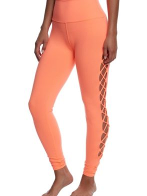 ALO Yoga Interlace Leggings Sexy Yoga Pants – Starburst