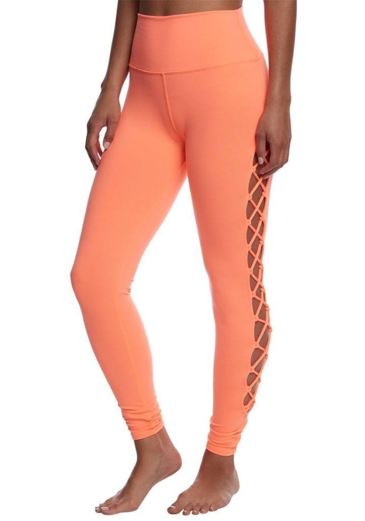 ALO Yoga Interlace Leggings Sexy Yoga Pants – Starburst