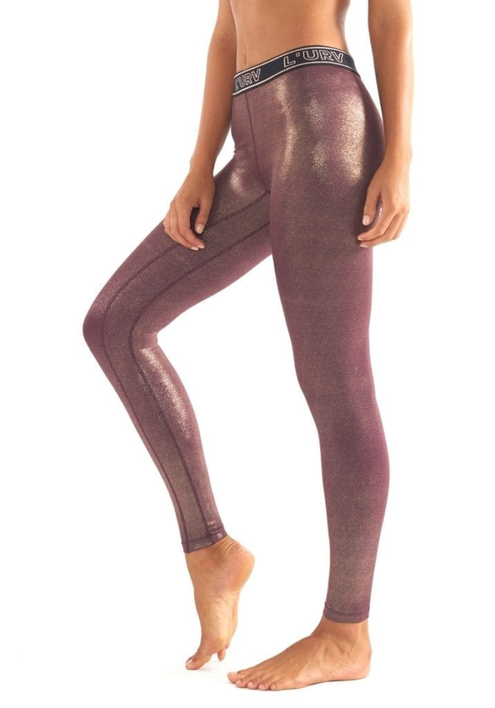 L'URV Leggings ALL THAT GLITTERS Legging Sexy Workout ...