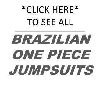Brazilian Jump Suits - One Piece - BFB Activewear USA