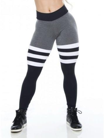 BFB Activewear Leggings JERSEY POWER RINGS -Sexy Leggings