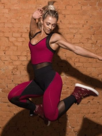 BFB Activewear Jumpsuit Macacao Power Fit