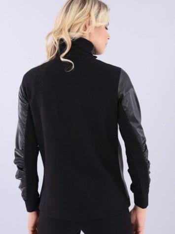 FREDDY WR.UP Jacket Top - Mellenials - F9WMLS2 -Black